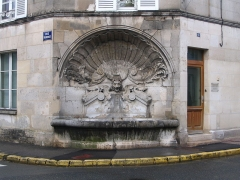 Fontaine - English: The