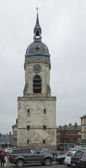 Beffroi - English: Amiens, France: Belfry of Amiens