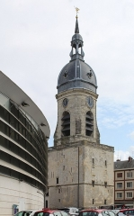 Beffroi - English: Amiens, the Belfry