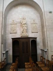 Eglise Saint-Acheul - Français:   Eglise Saint-Acheul, Amiens confessionnal