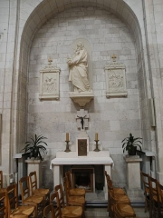 Eglise Saint-Acheul - Français:   Eglise Saint-Acheul, Amiens détail