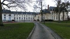 Ancien évéché - Français:   Palais de l\'évêché d\'Amiens 2