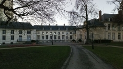 Ancien évéché - Français:   Palais de l\'évêché d\'Amiens 3