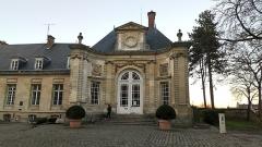 Ancien évéché - Français:   Palais de l\'évêché d\'Amiens 4