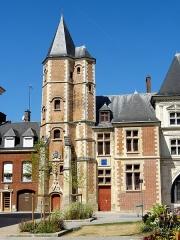 Logis du Roi - Français:   Logis du Roi, square Jules-Bocquet.