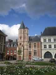 Logis du Roi - Français:   Le Logis du Roi à Amiens (XVIe siècle).