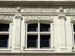 Maison du Sagittaire - Français:   Maison du Sagittaire, square Jules-Bocquet.