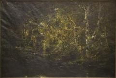 Musée de Picardie - Tableau du peintre Henri Langerock (1830-1915) présenté au Salon de Paris de 1873 sous le titre