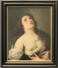 Musée de Picardie - English: Carlo Francesco Nuvolone, the martyrdom of Saint Ursula, Musée de Picardie, temporary exhibition in Musée départemental de l'Oise