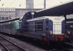 Ensemble architectural - Nederlands: Treinen in Amiens Gare du Nord