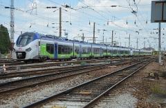 Ensemble architectural - B 84511-12+B 84515-16 en unité mixte pour Lille-Flandre