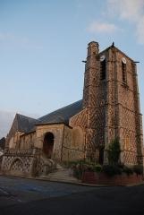 Eglise Saint-Pierre - Nederlands: De Sint-Petruskerk in Ault, Frankrijk