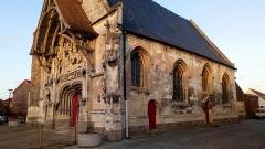 Eglise Notre-Dame de l'Assomption - Corbie, église de La Neuville 10