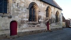 Eglise Notre-Dame de l'Assomption - Corbie, église de La Neuville 12