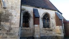 Eglise Notre-Dame de l'Assomption - Corbie, église de La Neuville 13