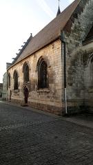 Eglise Notre-Dame de l'Assomption - Corbie, église de La Neuville 14