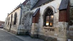 Eglise Notre-Dame de l'Assomption - Corbie, église de La Neuville 15