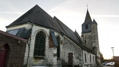 Eglise Notre-Dame de l'Assomption - Corbie, église de La Neuville 16