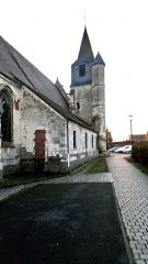 Eglise Notre-Dame de l'Assomption - Corbie, église de La Neuville 17