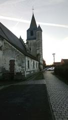 Eglise Notre-Dame de l'Assomption - Corbie, église de La Neuville 18
