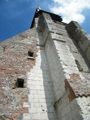 Eglise - Français:   Doudelainville, Somme, France, église (12)