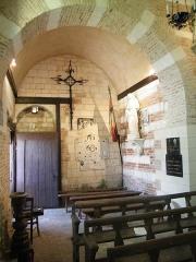 Eglise - Français:   Doudelainville, Somme, France, église (4)