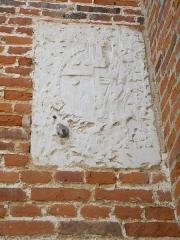 Eglise - Français:   Doudelainville, Somme, France, église (9)