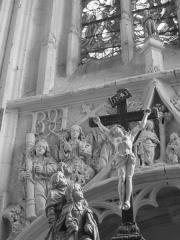 Eglise Saint-Jacques-le-Majeur et Saint-Jean-Baptiste -  Folleville (Somme, France)