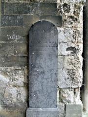 Eglise -  Longpré-les-Corps-Saints (Somme, France) -   .