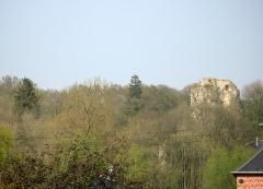 Château -  Lucheux (Somme, France)