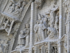 Chapelle du Saint-Esprit -  Détail de la chapelle