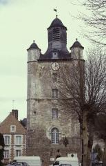 Beffroi -  Somme Saint-Riquier Beffroi 041997