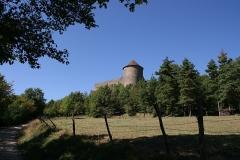 Château des Allymes - English: Château des Allymes in Ambérieu-en-Bugey, dep. Ain, France
