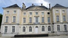Evêché - Français:   Belley, ville (sous-préfecture) du département de l'Ain (région Rhône-Alpes, France). Palais épiscopal.