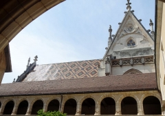 Ancienne abbaye de Brou - Église Saint-Nicolas-de-Tolentin de Brou