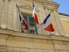 Collège des Jésuites -  lycée Lalande à Bourg-en-Bresse, France