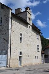 Maison Brillat - Français:   Maison Brillat, Chazey-Bons.