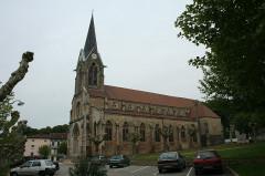 Eglise -  Coligny