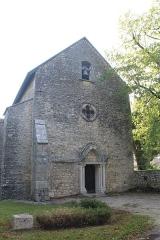 Eglise Saint-Sébastien - Français:   Église Saint-Sébastien de Conzieu.