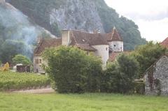 Château de Varepe - Français:   Château de Varepe, Groslée-Saint-Benoît.