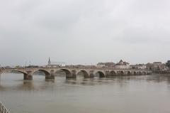 Pont Saint-Laurent, sur la Saône - Polski: Mâcon - Most św. Wawrzyńca