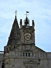 Eglise Saint-Andéol -  Bourg-Saint-Andéol