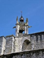 Eglise Saint-Andéol -  Bourg-Saint-Andéol © by Besenbinder