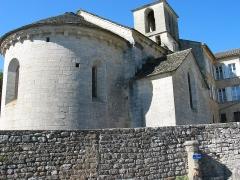 Eglise -  Église Saint-Martin, vue d'ensemble