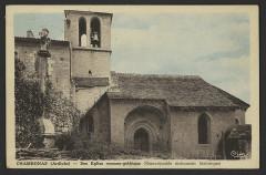Eglise - English: Bâtiments religieux Ardèche