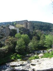 Château -  Schloss von Largentière