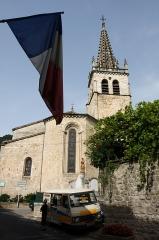 Eglise Notre-Dame-des-Pommiers -  Church in l'Argentière