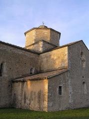 Eglise Saint-Pierre -  L'église de Larnas