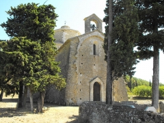 Eglise Saint-Pierre - English: Church Larnas.