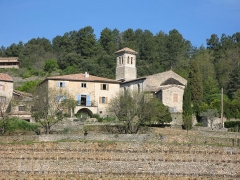 Eglise - Français:   Ribes (Ardèche)